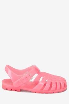 Pantofi din plastic moale (Fetițe)