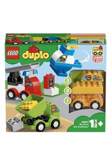 LEGO 10886 DUPLO My First Car Creations Building Set
