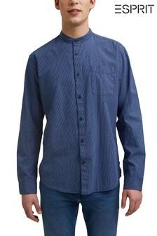 Esprit Blue Check Shirt
