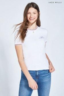 Jack Wills Allaway Ringer T-Shirt