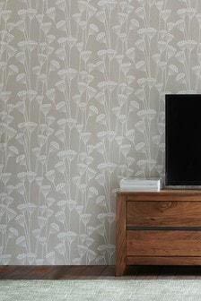 Paste The Paper Bracken Seapod Wallpaper