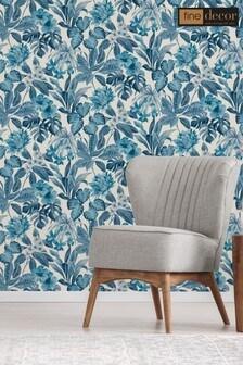 Fine Décor Tropica Rainforest Wallpaper