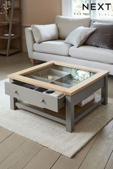 Malvern Display Coffee Table