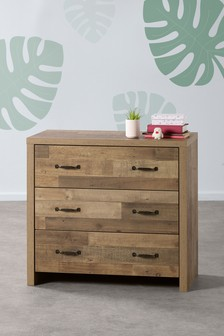Henry 3 Drawer Chest