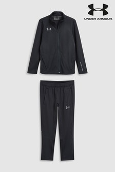 Under Armour Black Challenger 2 Tracksuit