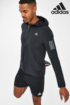 adidas Run Black Response Jacket