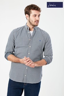 Joules Hammond Classic Fit Check Shirt