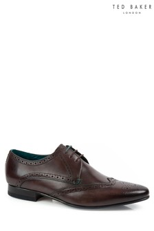 Ted Baker Brown Hosei Smart Brogue