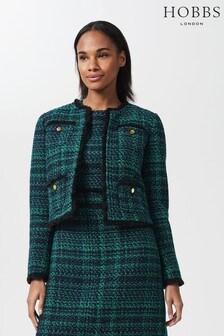 Hobbs Multi Rosa Tweed Jacket