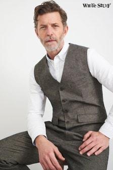 White Stuff Brown Scoter Waistcoat