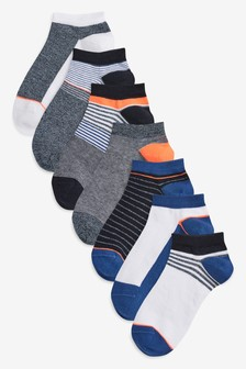 7 Pack Trainer Socks (Older)