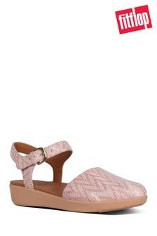 FitFlop™ Pink Cova Ii Chevron Sandal