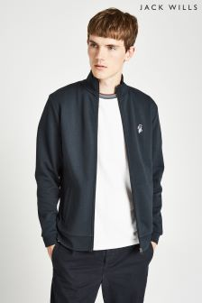 Jack Wills Navy Grafton Track Top