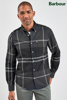 Barbour® Grey Dunoon Shirt