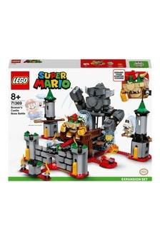 LEGO 71369 Super Mario Bowser's Castle Battle Expansion Set