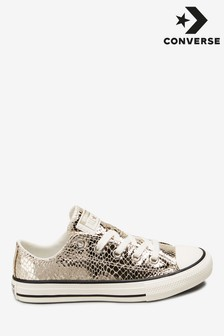 Converse Snake Low Youth Trainers