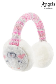Angels by Accessorize Pink Peggy Penguin Ear Muff