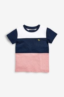 Smart Colourblock T-Shirt (3mths-7yrs)