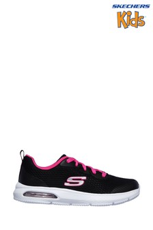 Skechers® Kids Black Dyna Air Trainer
