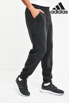 Черные флисовые спортивные брюки adidas Z.N.E. Polar