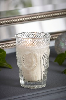Snowdrop Candle