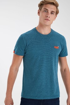 Superdry Blue Classic Tee
