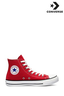 Converse Red Core Chuck High Top Trainers