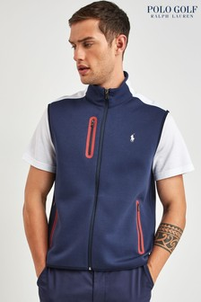 Ralph Lauren Polo Golf Navy Sport Gilet