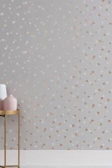 Paste The Wall Small Multi Spot Wallpaper