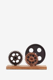Cog Sculpture