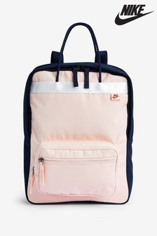 Nike Pink/Navy Tanjun Backpack