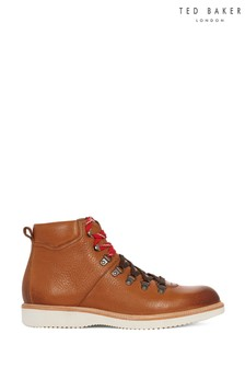 Ted Baker Tan Hiker Boots