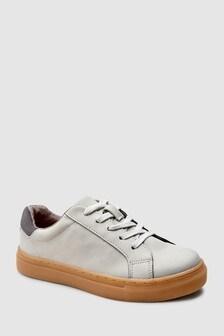 Clean Lace-Up Shoes (Older)