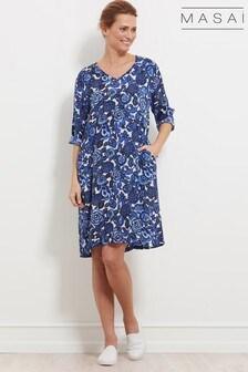 Masai Blue Naoki Dress