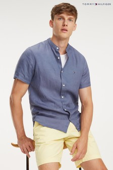 Tommy Hilfiger Slim Linen Shirt