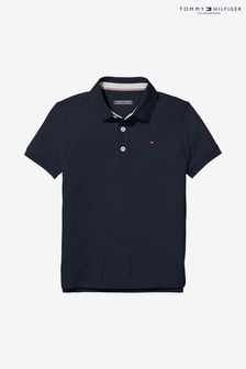 Tommy Hilfiger Blue Polo Top