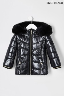 f37b10d1c1c Younger Girls Coats & Jackets | Leather Coats & Jackets | Next