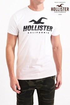 Hollister Ombre Logo T-Shirt