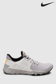 Nike Gym Grey Flex Control 3 Trainers