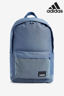adidas Blue Classic Small Logo Backpack