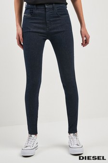 Diesel® Slandy High Waist Jean