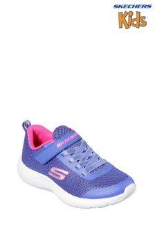 Skechers® Kids Purple Dynamite Lite Trainer