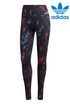 adidas Originals Tech Black Printed Leggings