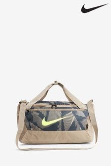 Nike Camo Brasilia Duffle Bag