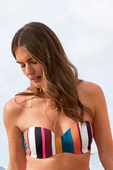 Bandeau Bikinis Underwired Bandeau Tops Next Official Site