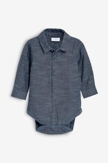 Camisa de cambray (0 meses-2 años)