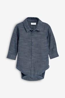 Chambray Shirt (0mths-2yrs)