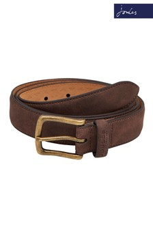 Joules Brown Chino Belt