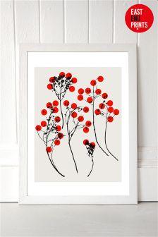 Love 1 by Garima Dhawan Framed Print