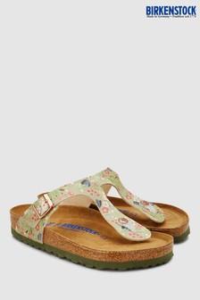 Birkenstock® Women's Meadow Flowers Gizeh Sandal